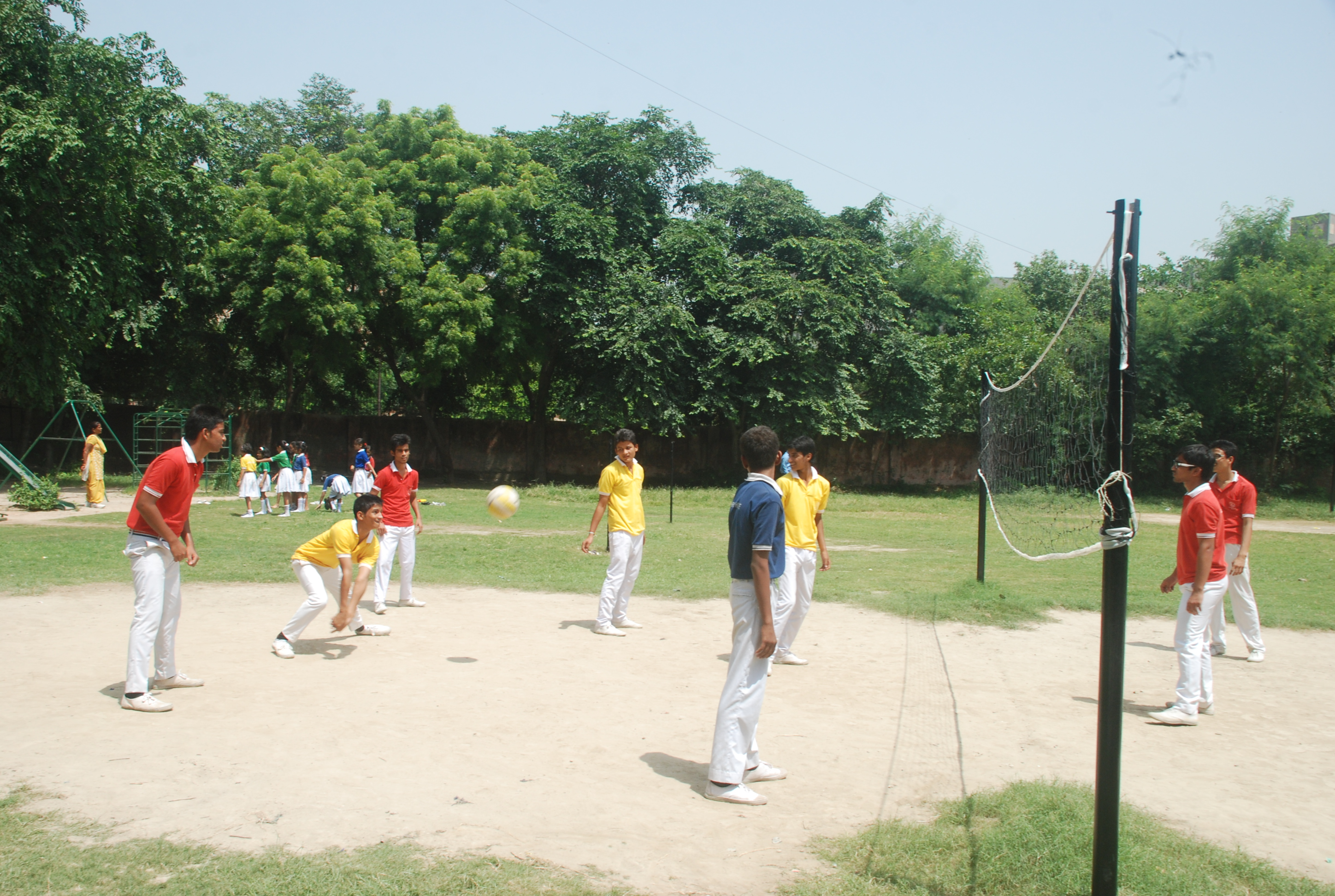 Inter Branch Sports Meet